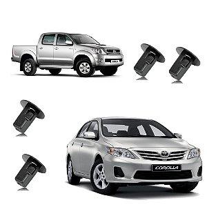 Presilha Quadrada Para-Barro Hilux Corolla Toyota 10 unidades