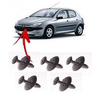 Grampo Presilha Grade Linha Peugeot 5 Unidades
