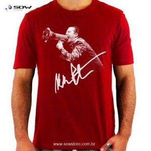 Camiseta Faith No More - Mike Patton - Vários Modelos