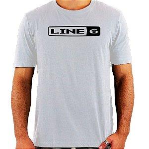 Camiseta Line 6 - Vários Modelos