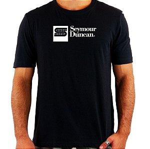 Camiseta Seymour Duncan - Vários Modelos