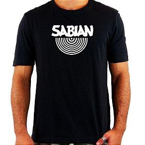 Camiseta Sabian - Vários Modelos