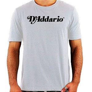 Camiseta D'Addario - Vários Modelos