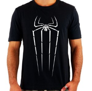 Camiseta Amazing SpiderMan - Homem-Aranha