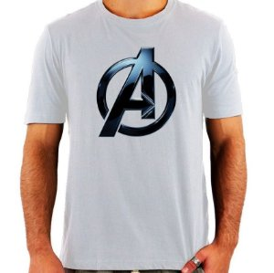 Camiseta Avengers - Vingadores - Várias Cores