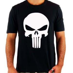 Camiseta The Punisher - O Justiceiro