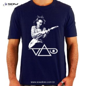 Camiseta Steve Vai - Produto Exclusivo