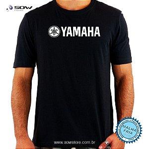 Camiseta Yamaha - Malha Fria