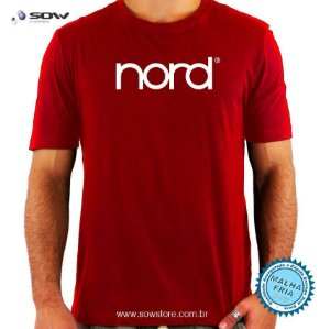 Camiseta Nord - Malha Fria
