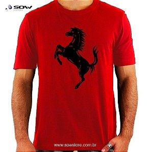 Camiseta Ferrari - Vários Modelos