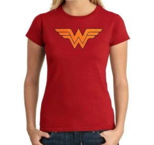 Camiseta Mulher Maravilha - Vários Modelos