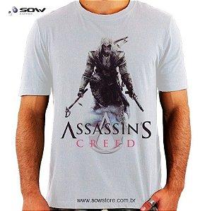 Camiseta Assassin's Creed - Vários Modelos
