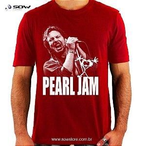 Camiseta Pearl Jam - Vários Modelos