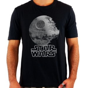 Camiseta Estrela da Morte - Star Wars - Vários Modelos