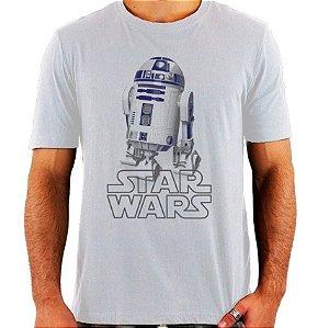 Camiseta R2-D2 - Star Wars - Vários Modelos