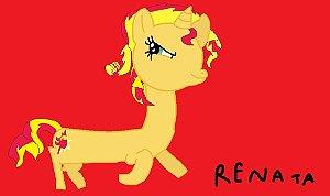 Pony Laranja