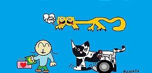 Fifi e Seus Gatos