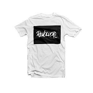 Camiseta Revolução - Tamanho G