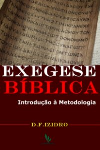 Livro Impresso - EXEGESE BÍBLICA