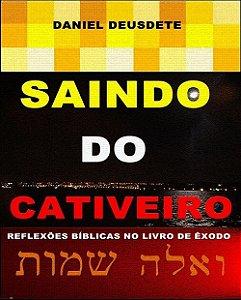 Livro Impresso - SAINDO DO CATIVEIRO