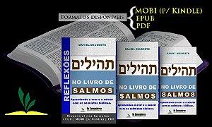 eBook - REFLEXÕES NO LIVRO DE SALMOS