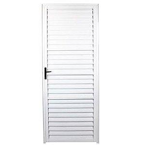Porta Aluminio branco Social Palheta
