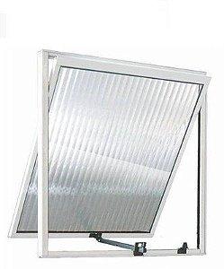 Vitro maxim ar aluminio branco