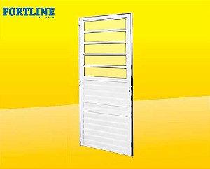 Porta Social Alumínio Fortline Atlantica