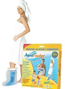Protetor De Gesso Aqua Pauher Para Perna Adulto Ac050