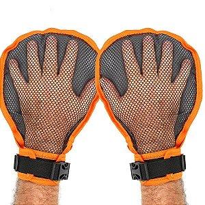 Luva De Proteção E Contenção Das Mãos