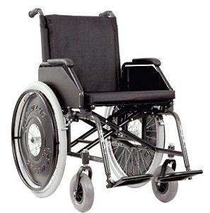 Cadeira de rodas Standart Super 180kg Ortomix