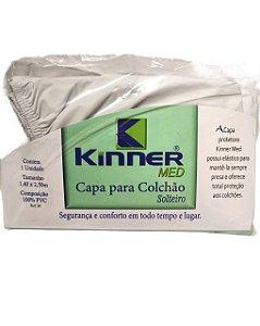 CAPA PLASTICA PARA COLCHÃO SOLTEIRO KINNER MED