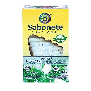 SABONETE FUNCIONAL HORTELÃ  ORTHO PAUHER