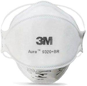 Máscara Aura 9320+Br 3M