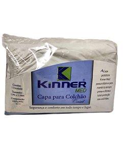 CAPA PLASTICA PARA COLCHÃO CASAL KINNER MED