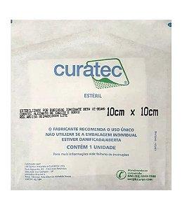CURATEC ALGINATO DE CALCIO E SODIO 10X10