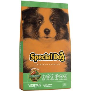 Special Dog Vegetais Junior 10,1kg