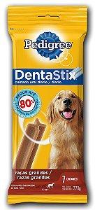 Pedigree Dentastix Cães Adultos Raças Grandes 270g