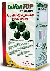 Talfon Top - Pó Antipulgas, Piolhos e Carrapatos 100g