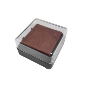 Almofada Para Carimbo Apex Marrom Escuro 526