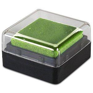 Almofada Para Carimbo Apex Verde Maça 802