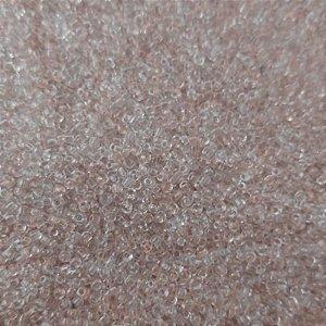 Miçangas De Vidro - Rosa Claro A09 - Tamanho 10 - 500 g