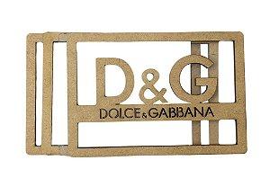 Kit Shaker Box Dolce & Gabbana P - 7 cm - SB054P