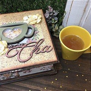 Dicas da Gabi 3 - Caixa de Chá My Blessing 17/06/2021 - 19 hrs