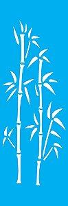 Stencil 10X30 Bambu - OPA 0697
