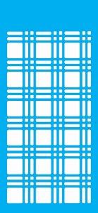 Stencil 7x15 Simples – Estampa Textura OPA 1957