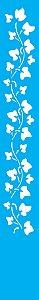 Stencil 4X30 Simples – Heras OPA 0766