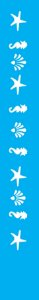 Stencil 4X30 Simples – Fundo Do Mar OPA 0068