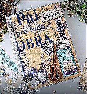 Dicas da Gabi 09 - Caixa Livro Dia Dos Pais - 29/07/2021 - 19 hrs