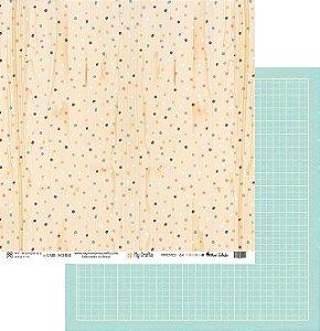 Folha para Scrapbook - My Memories Crafts - Coleção My Crafts MMCMC2-04
